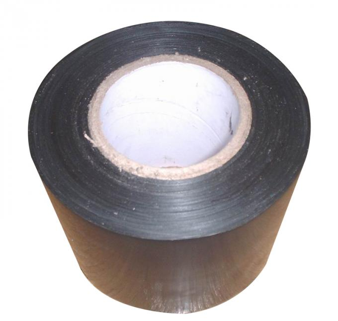 6''  Wide Oil Pipe Coating Tape Pipeline Corrosion Protection Tape For Gas Pipe 25 Mils