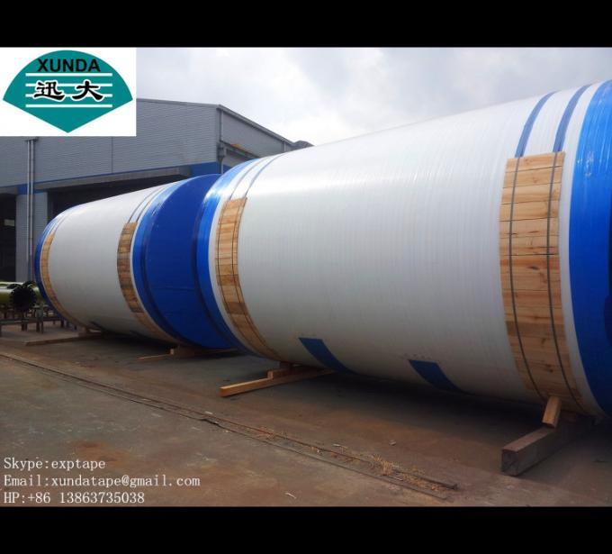 Polyethylene Mechanical protective anti corrosion tape used for water pipeline