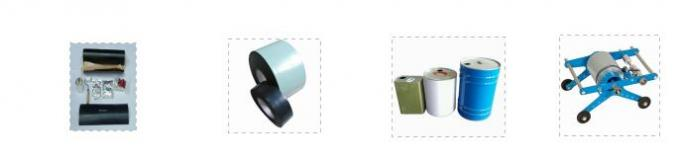 Moisture Resistant Waterproof Flashing Tape Self Adhesive Aluminium Butyl Tape