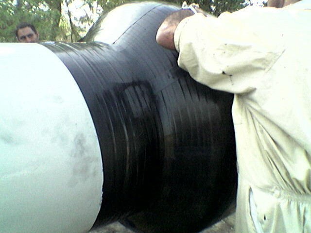 Water Pipeline Underground Pipe Wrapping Tape