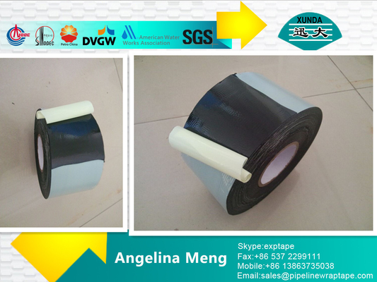 XUNDA T 600 Series High Tack Polyethylene Bitumen Tape 1.65 Mm Thickness