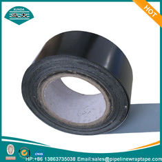 Black Or White Water Steel Pipe Coating Systems Adhesive Anti - Corrosive