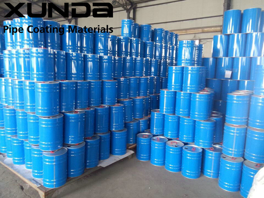 Liquid adhesive anti rust primer , awwa C 214 standards steel pipe wrap primer