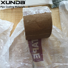Flexible fiber woven grease Waterproof Marine Tape , corrosion protection tape for pipes