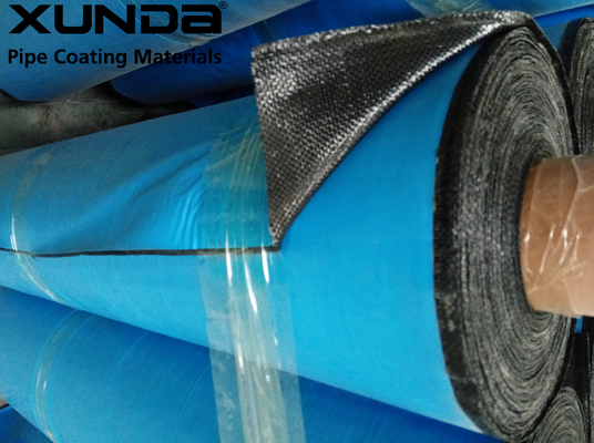 Geotextile bitumen protective polypropylene tape for pipeline or the Road
