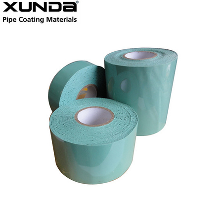 China 1.8 Mm 2.0 Mm Thick Viscoelastic Coating Anti Corrosion  primerless Tape For Pipe Flange supplier