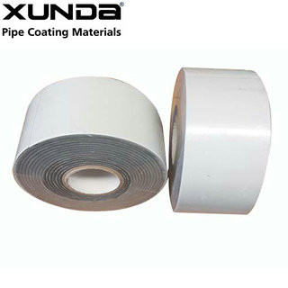 China Polyethylene Mechanical protective anti corrosion tape used for water pipeline supplier