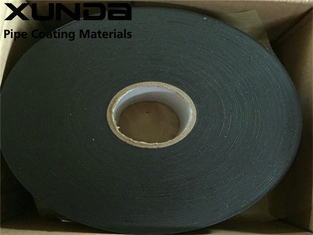 Polyolefin Cold water pipe wrap tape applied Tapes as per AWWA C214 standard