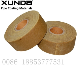 Denso Prteolaum Anti Corrosive Tape For Vessel , protective Pipe Wrapping Tape