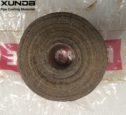 DARK Brown Petro Corrosion Resistant Tape For Cables / Valves Metal Fitting