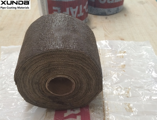 1.2 Mm Thick Waterproof Marine Tape , 50 Mm Wide anti corrosion pipe 10 M Long