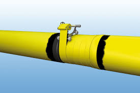 Yellow Color Pipe Wrap Tape