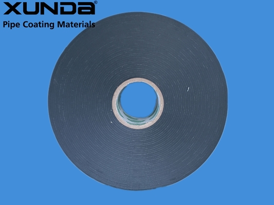 Gas / Water Pipeline Anti Corrosion Coatings Polyethylene Wrapping Tape