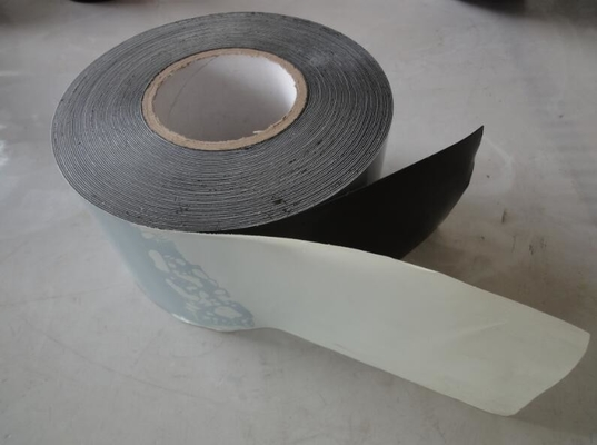 Cold Applied Polymeric Polyethylene Corrosion Resistant Tape For Corrosion Protection Of Oil , Gas
