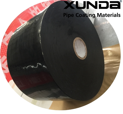 Polyethylene Coating Wrapping Tape For Steel Pipe 2 Years Gurantee