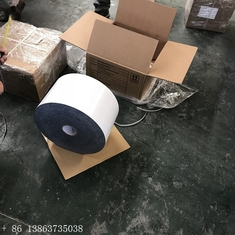 jining xunda pipe coating materials outer wrapping tape white color with 25 mils thickness