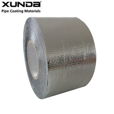 China Building Waterproofing Butyl Sealant Tape With Aluminium Foil Cover supplier
