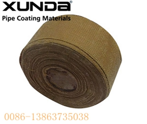 UV Resistance Petroleum Tape 1.2 Mm Thickness Corrosion Protection For Flange