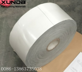 White Color Insulation Tape For Pipes Butyl Rubber Adhesive