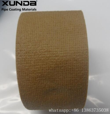 China Cold Applied Petroleum Pipe Coating Tape Corrosion Protection For Flange supplier