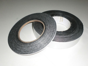Hollow Glass Butyl Sealant Tape Waterproof Customized Width Solvent Resistance