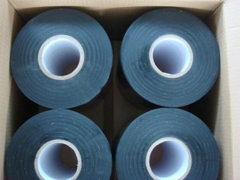 Anti Corrosion Pipe Wrap Tape / Metal Protective Coating Tape Rustproofing Products