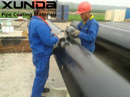 Casing Pipeline Wrapping Anti Corrosion Coatings Material Polyethylene Tape