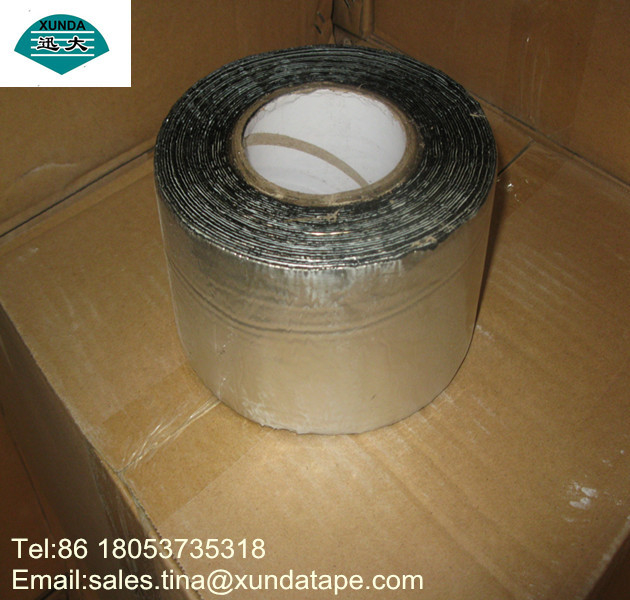 waterproof bitumen flashing tape aluminium flashing tape for roof and windows. Black Bedroom Furniture Sets. Home Design Ideas