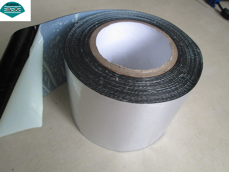 Bituminous Self-adhesive Waterproof Flashing Tape / Flash