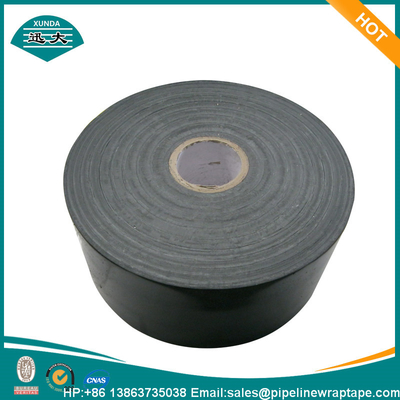 China 6''  Wide Oil Pipe Coating Tape Pipeline Corrosion Protection Tape For Gas Pipe 25 Mils factory