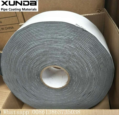 China Similar To Polyken Poliken Corrosive Protective Pipe Wrapping Insulation Tape factory