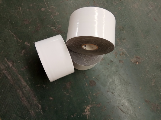 China cold applied pipe wrap tape for fire hydrant pipeline 0.50 mm thick 150 mm wide factory