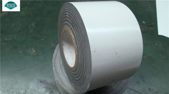 China Steel Pipes Coating Materials Pipe Wrap Tape for Pipeline Anti Corrosion Protective Systems factory