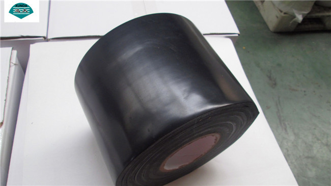 PE 150mm Width Pipe Corrosion Protection Tape Inner Wrapping Tape